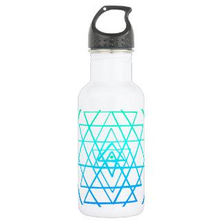 Sri Yantra Mantra Stainless Steel Water Bottle