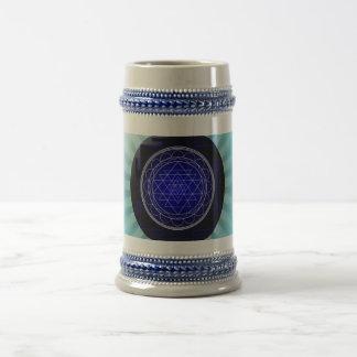 sri yantra mug