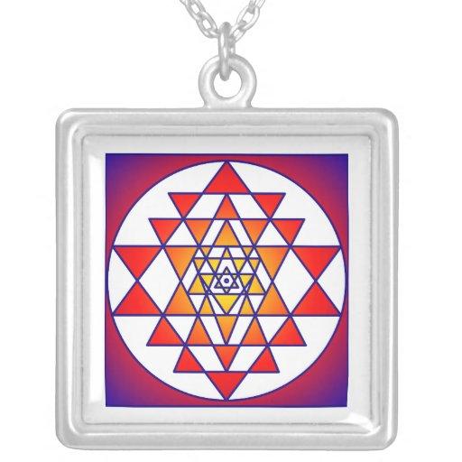 Sri Yantra Necklace