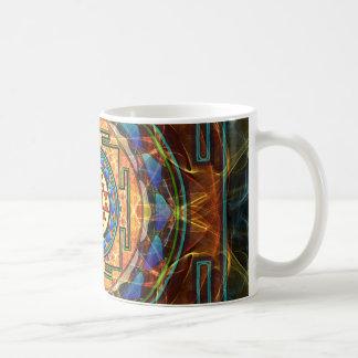 Sri Yantra - Sacred Geometry Coffee Mug
