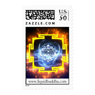 sri-Yantra stamps