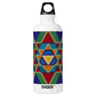 Sri Yantra Water Bottle