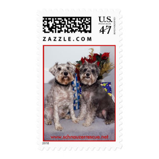 SRM Holiday Postage Stamps