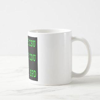 srm Parteien Coffee Mug