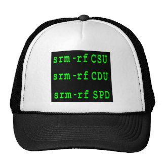 srm Parteien Trucker Hat