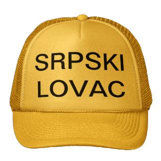 SRPSKI LOVAC SERBIA TRUCKER HAT