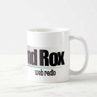 srr classic white coffee mug