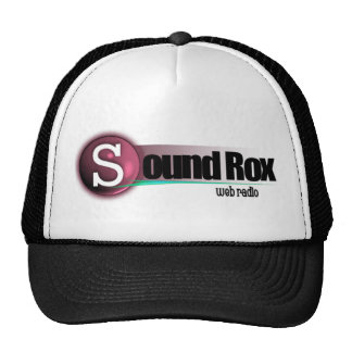 srr trucker hat
