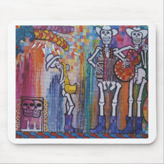 SRT Collection Chicano Art Mouse Pad