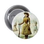 Srta. Annie Oakley Pins