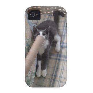 ¡Srta Boots está lista para jugar Case-Mate iPhone 4 Carcasas