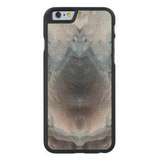 Srta. Bunny Funda De iPhone 6 Carved® Slim De Arce