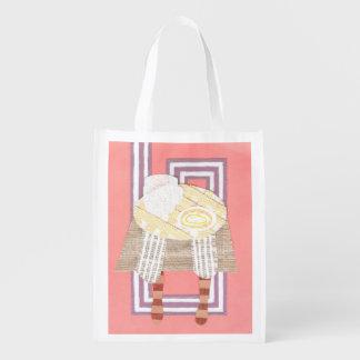Srta. Coffee Reusable Bag Bolsas Reutilizables
