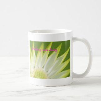 Srta. de consumición Daisy Mug Taza De Café