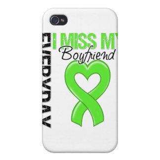 Srta diaria My Boyfriend del linfoma I iPhone 4 Carcasa