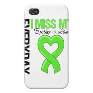 Srta diaria My Brother-in-Law del linfoma I iPhone 4/4S Fundas