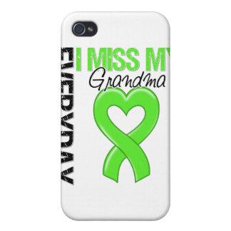 Srta diaria My Grandma del linfoma I iPhone 4 Funda