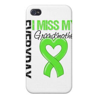 Srta diaria My Grandmother del linfoma I iPhone 4 Cárcasas