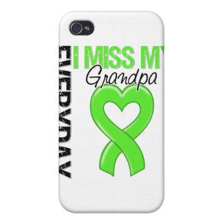Srta diaria My Grandpa del linfoma I iPhone 4 Carcasa