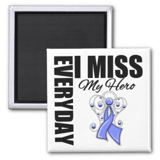 Srta. diaria My Hero Esophageal Cancer de I Imán Cuadrado