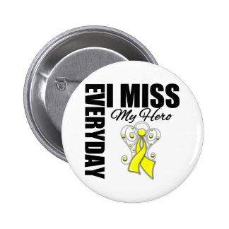 Srta. diaria My Hero Suicide Prevention de I Pin Redondo 5 Cm