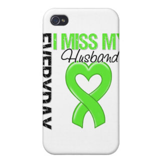 Srta diaria My Husband del linfoma I iPhone 4 Cobertura