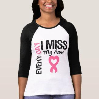 Srta. diaria My tía del cáncer de pecho I Playeras