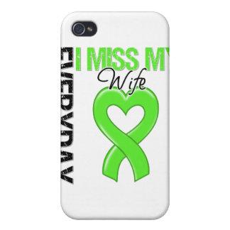 Srta diaria My Wife del linfoma I iPhone 4 Cárcasas