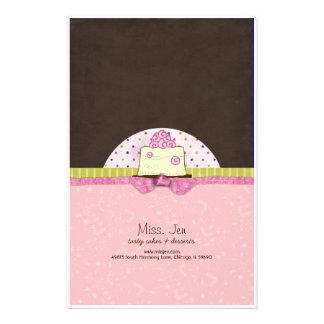 Srta. Envolturas de la barra de caramelo de la tor Papelería