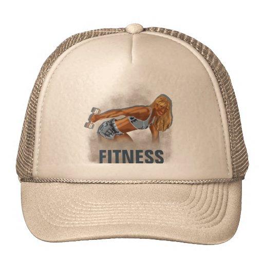 Srta. Fitness II - gorra del camionero