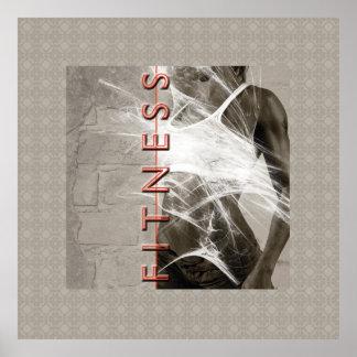 Srta. Fitness - poster