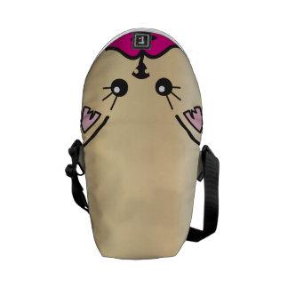 Srta Kitty Bolsas De Mensajeria
