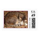 Srta. Kitty Stamp - 2008 Sellos