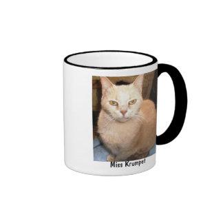 Srta. Krumpet Mug 2 Tazas De Café