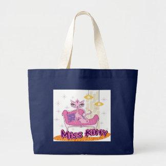Srta. Ktty Lounge Jumbo Tote Bolsa De Mano