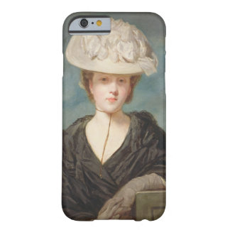 Srta. Maria Hickey, 1770 (aceite en lona) Funda Para iPhone 6 Barely There