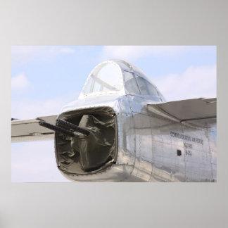 Srta. Mitchell - bombardero B25 Impresiones