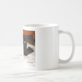 Srta. Moo Album Taza De Café