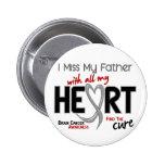 SRTA. MY FATHER del cáncer de cerebro I Pin