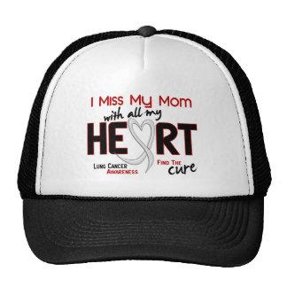 Srta. My Mom del cáncer de pulmón I Gorras De Camionero