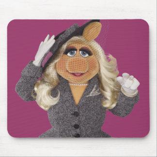 Srta. Piggy 2 Alfombrillas De Ratones