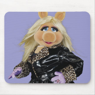 Srta. Piggy 3 Alfombrillas De Ratones