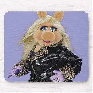 Srta Piggy 3 Alfombrillas De Ratones