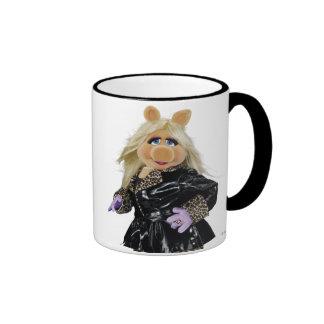Srta Piggy 3 Tazas De Café