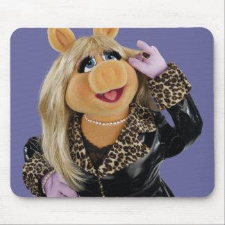 Srta. Piggy 4 Alfombrillas De Raton