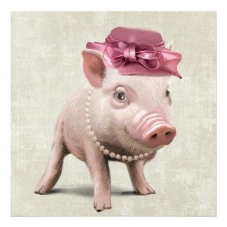 Srta. Piggy Cojinete