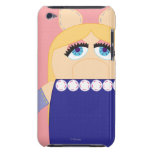 Srta. Piggy de Pook-a-Looz iPod Touch Case-Mate Protector