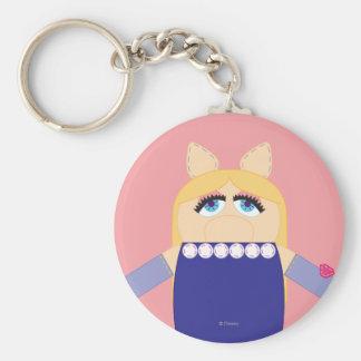 Srta. Piggy de Pook-a-Looz Llaveros Personalizados