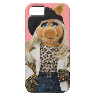 Srta. Piggy iPhone 5 Fundas