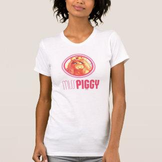 Srta. Piggy Model Camiseta